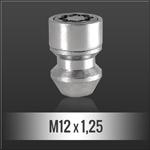 Bezpečnostní matice M12x1,25