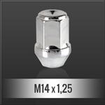 Kolové matice M14x1,25