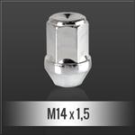 Kolové matice M14x1,50