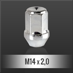 Kolové matice M14x2,00