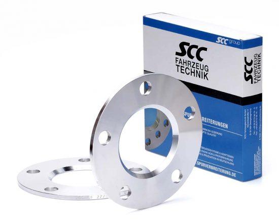 Distranční podložky SCC / SHELLERS